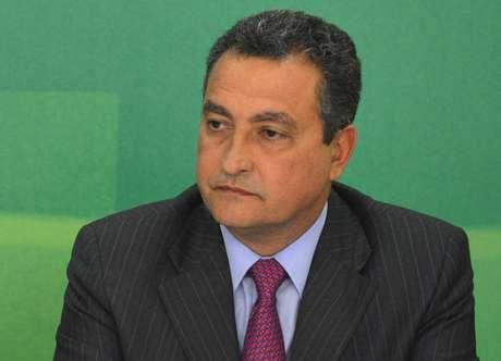 Rui Costa foi reeleito governador da Bahia.