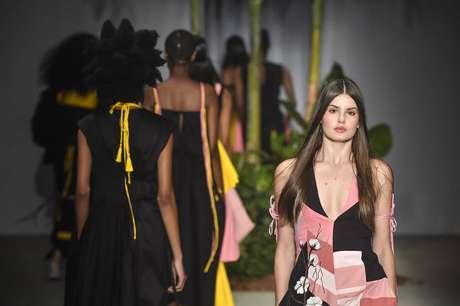 Desfile do João Pimenta na São Paulo Fashion Week