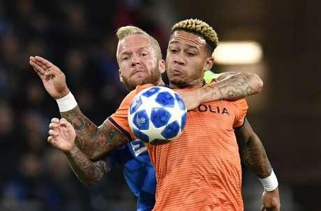 Hoffenheim arranca empate no fim com o Lyon (Foto: AFP)