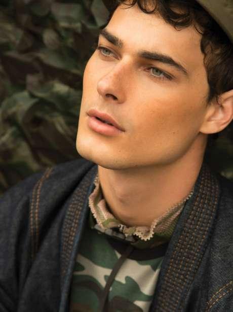 Fernando Schnerocke (Foto: Divulgação/Way Models)