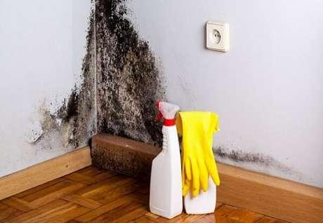 8- O produto antimofo caseiro é fácil e muito barato de fazer. Fonte: Dr. Lava Tudo