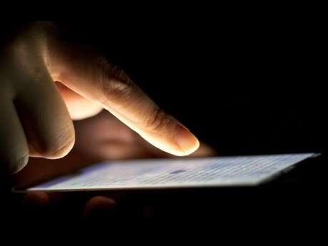 Usuário de smartphone
