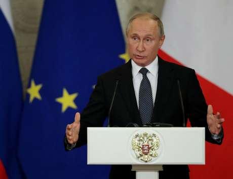 Putin fala em Moscou  24/10/2018