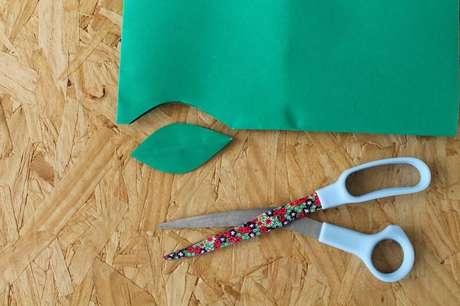 6.Corte formatos de folha no papel