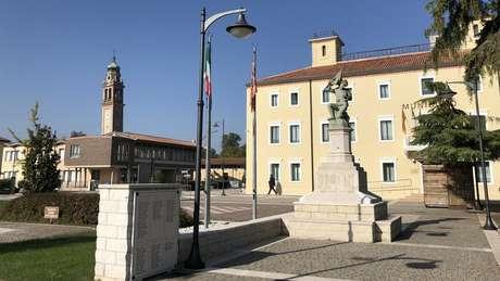 Os Bolzonaro vivem, em maioria, em Rovigo, San Martino di Venezze (foto) e Anguillara