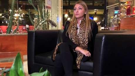 Anna Bolzonaro conta ter recebido meses atrás uma mensagem de Jair Bolsonaro no Facebook dizendo ser um parente distante