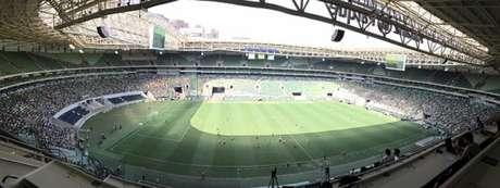 Palmeiras decidirá o título brasileiro sub-20 diante de sua torcida, no Allianz Parque (Foto: Thiago Ferri)
