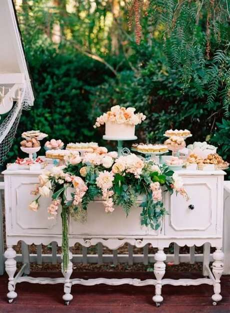 1. A festa jardim encantado tem todo um charme. Foto de Pinterest