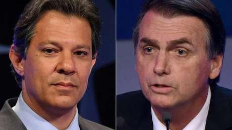 Haddad e Bolsonaro divergem sobre soluções para financiamento do SUS