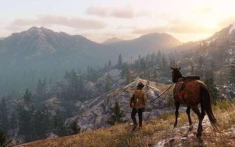 O esperado jogo 'Red Dead Redemption 2' é lançado e a Rockstar Games espera atender todas as expectativas dos fãs do jogo original
