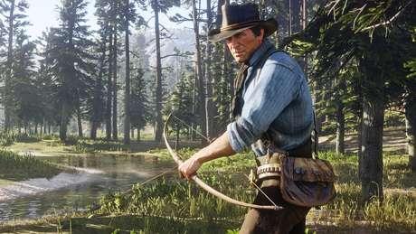 Entre os mini-jogos disponíveis, mais de 200 espécies de animais estarão presentes para serem caçadas pelo jogador