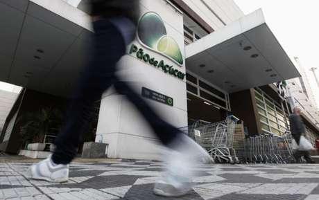 Loja da rede de supermercados Pão de Açúcar REUTERS/Nacho Doce