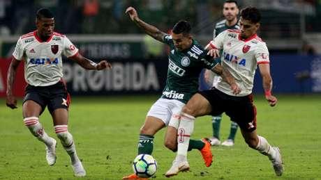 Resultado de imagem para Palmeiras e Flamengo