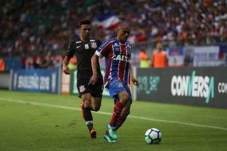 Último duelo: Bahia 1 x 0 Corinthians - 1º turno