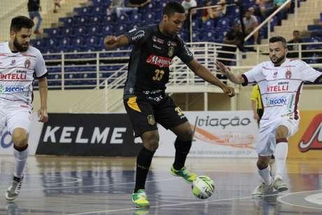 Magnus Futsal perde para Intelli por 5 a 4 (Foto: Divulgação)
