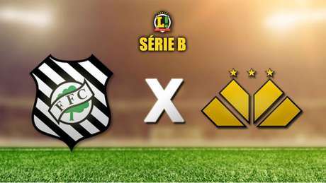 Série B - Figueirense x Criciúma