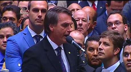 Jair Bolsonaro evocou torturadores da presidente Dilma durante a ditadura