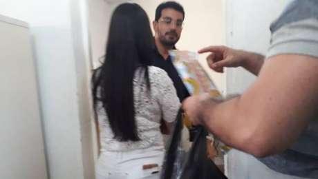 Vereadora Josefa Eliana da Silva Bezerra, do PSL, foi presa em flagrante em Santana do Ipanema