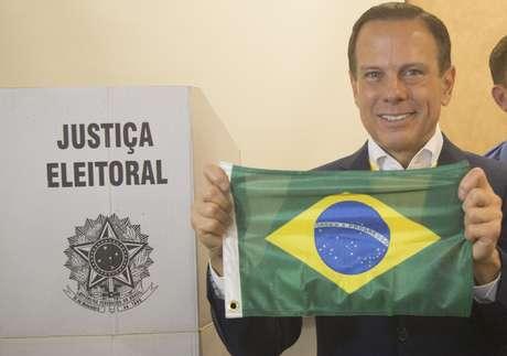 João Doria será o novo governador de São Paulo