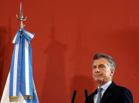 Presidente argentino Mauricio Macri em Buenos Aires  27/9/2018  REUTERS/Marcos Brindicci