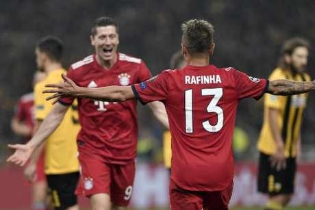 Bayern de Munique vive boa fase (Foto: Louisa Gouliamaki / AFP)