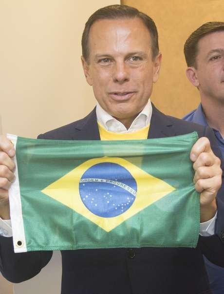 Governador eleito João Doria