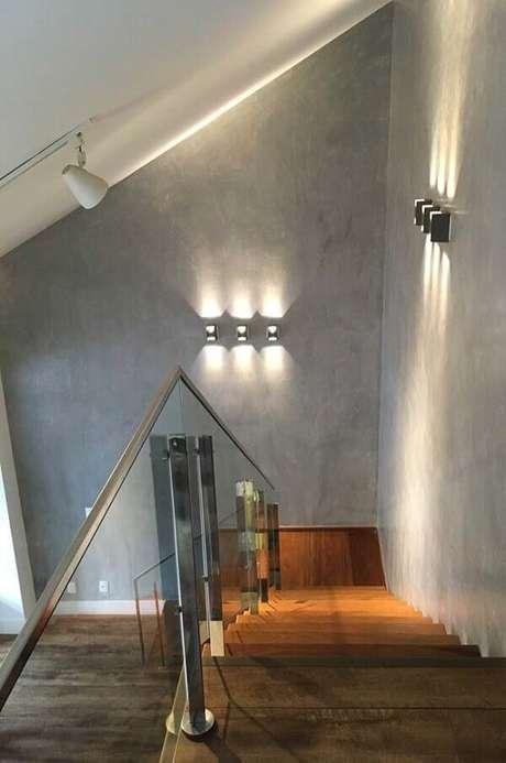 2- O marmorato é uma técnica de pintura que destaca as paredes na decoração. Fonte: Pinterest