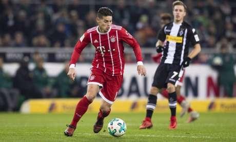 James pode ser contratado pela Juventus para a próxima temporada (Foto: Divulgação/Bayern de Munique)