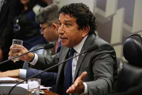 Senador Magno Malta (PR-ES), aliado de Bolsonaro