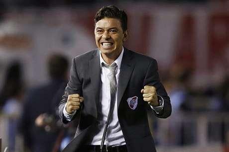 Marcelo Gallardo, técnico do River Plate, descumpriu determinação da Conmebol