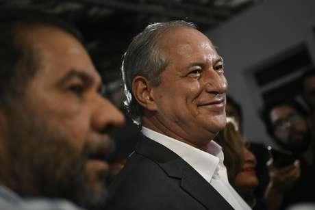 Ciro Gomes (PDT) foi o terceiro colocado na eleição