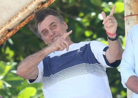 Bolsonaro afirmou que as Forças Armadas farão parte do governo