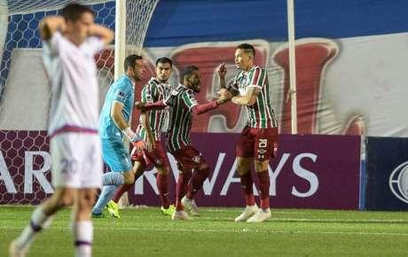 Fluminense x Nacional