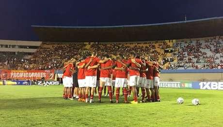 Em casa, time do Vila Nova não conseguiu bater o Paysandu