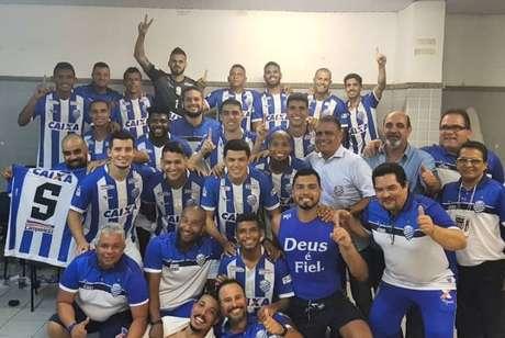CSA vibra com vitória sobre o Sampaio Corrêa, em São Luís
