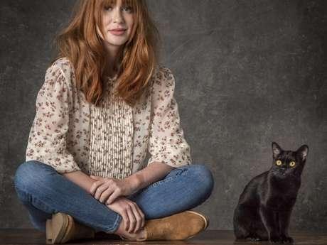 Marina Ruy Barbosa pediu à produção para ficar com Lucky, um dos três gatos que se revezam no papel de Leon, após o fim das gravações da novela 'O Sétimo Guardião'