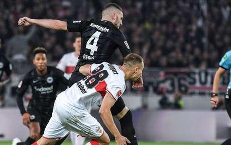 Divulgação / Eintracht Frankfurt