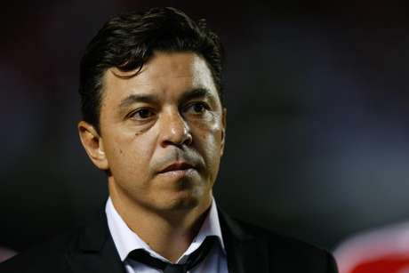 Marcelo Gallardo, técnico do River Plate