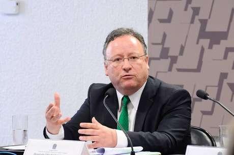 Presidente da delegaçãodo Parlamento Europeu para as relações com o Mercosul, o deputado português Francisco Assis.