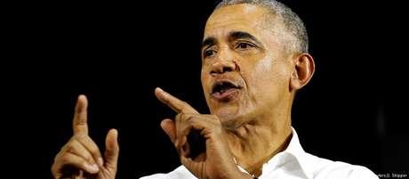"""Obama: """"disseminação do medo"""" promovida pelos republicanos visa distrair a atenção das pessoas dos fatos"""