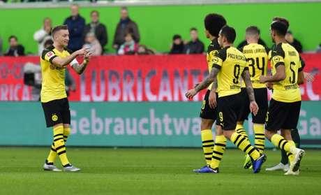Reus foi o cara do jogo (Foto: TOBIAS SCHWARZ / AFP)