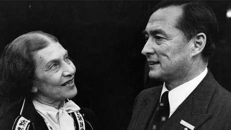 O filósofo e político austríaco Richard Nikolaus Graf von Coudenhove-Kalergi (1894-1972) foi um precursor da atual União Europeia