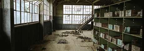 A fábrica por dentro