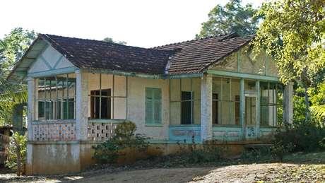 Nem todas as casas eram iguais, mas a moradia era gratuita