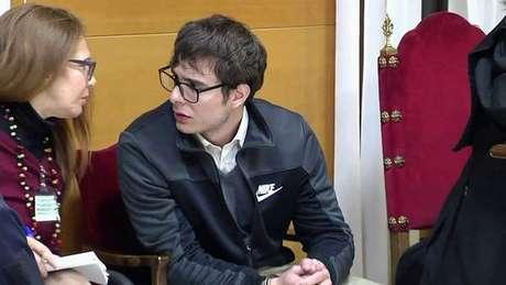 Patrick Nogueira admitiu os crime, ocorridos em agosto de 2016