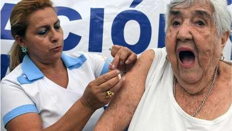 As vacinas contra gripe nem sempre são efetivas
