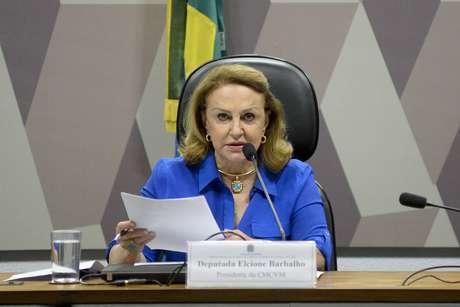 A deputada federal Elcione Barbalho (MDB-PA)