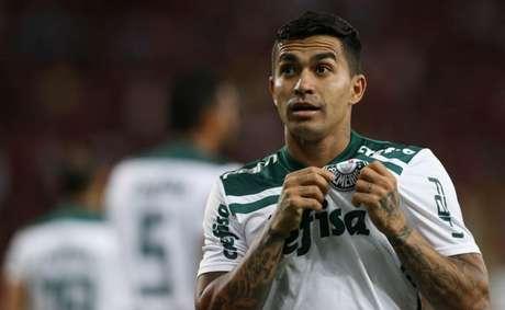 Dudu tornou-se um dos jogadores mais queridos do atual elenco do Palmeiras (Foto: Divulgação/Palmeiras)
