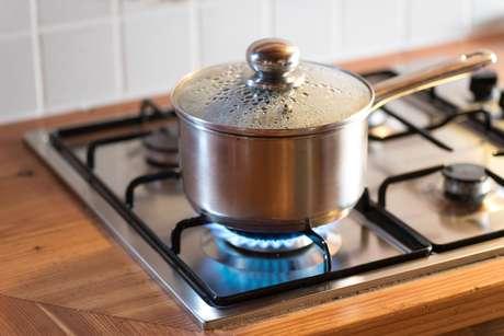 Gás de cozinha teve reajuste nas refinarias