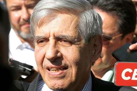 General Augusto Heleno é o ministro do GSI